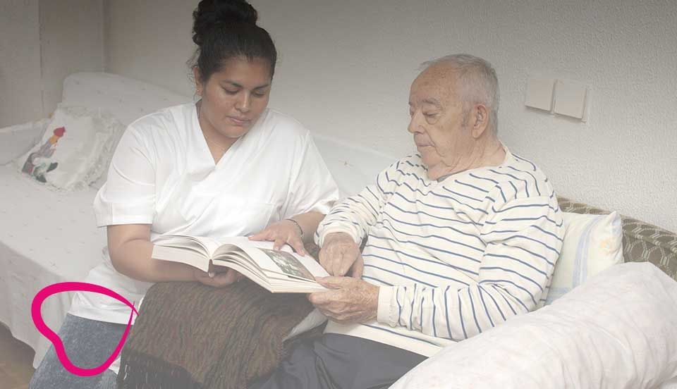como cuidar a una cuidadora
