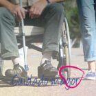 silla de ruedas para mayores