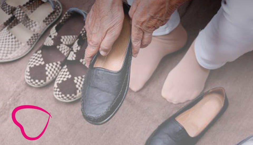 zapato mayores