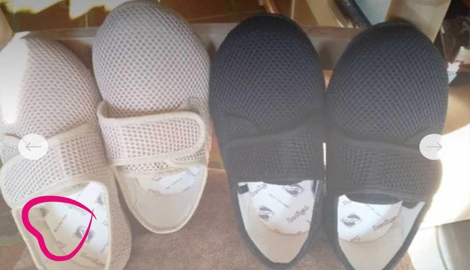 zapatos personas mayores