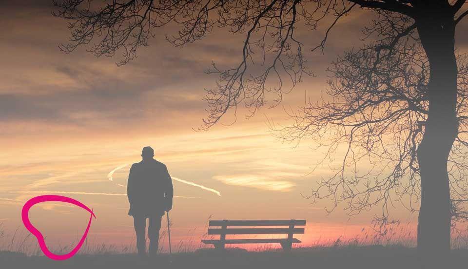 qué es la soledad en las personas mayores