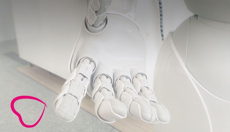 robot cuidados de mayores