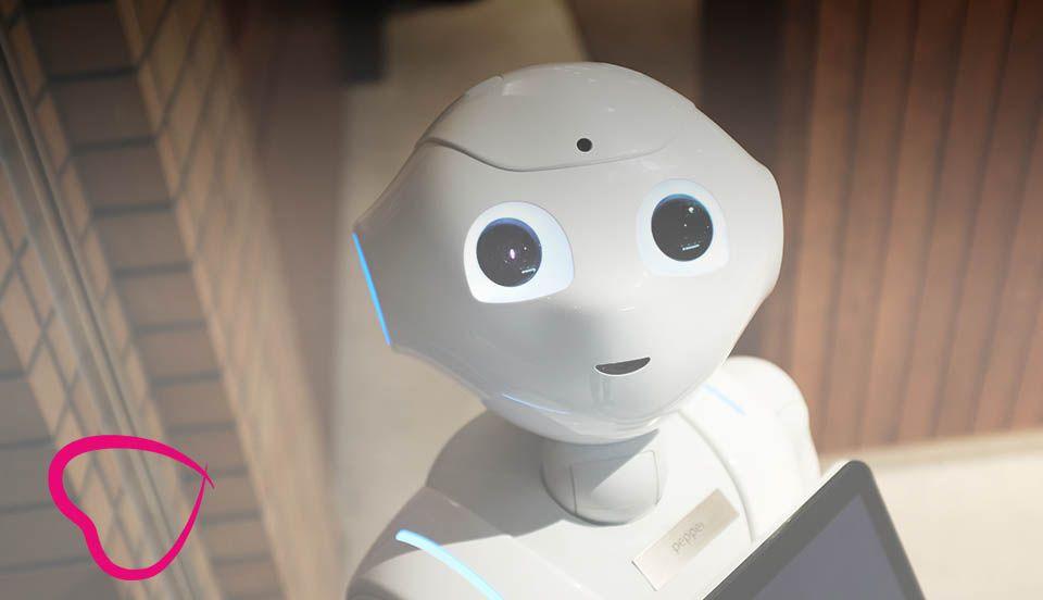 robot para cuidados de ancianos