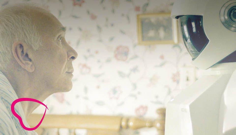 robot para personas mayores