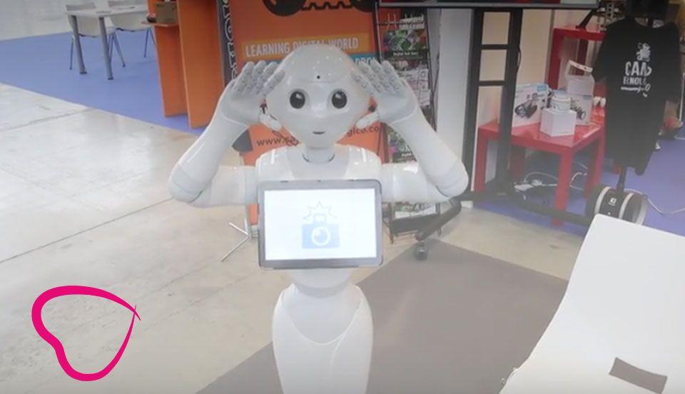 robot pensado en ancianos